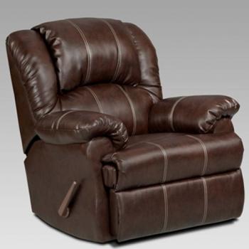 Recliner, Brandon Bonded leather