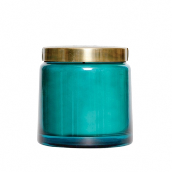Sugared Citrus Signature Tinted Glass Jar