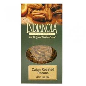 Cajun Roasted Pecans
