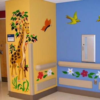 Children's Hospital Mural