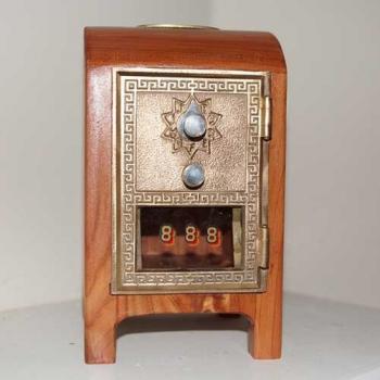 Collection Box Bank