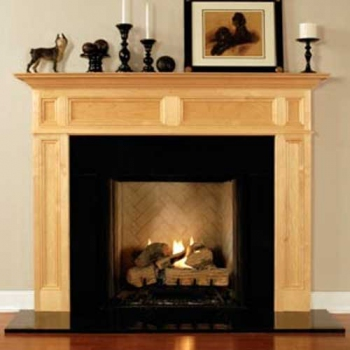 Concord Mantel and Surround