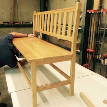 Country Retreat Bench