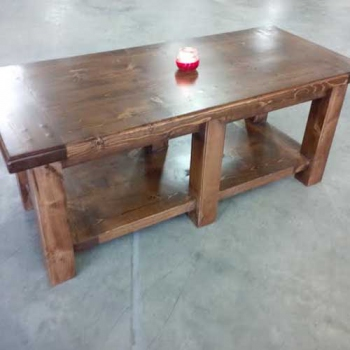 Coffee Table, Custom