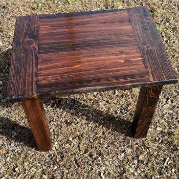 Custom End Table