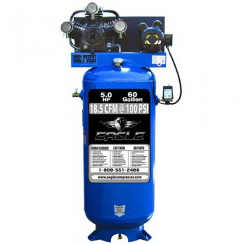 Eagle 5hp Upright Air Compressor