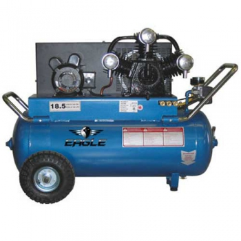 Eagle 5hp Portable Horizontal Air Compressor