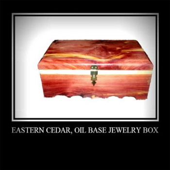 Jewelry Box, Eastern Cedar