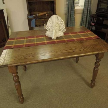 Farm Table, Custom