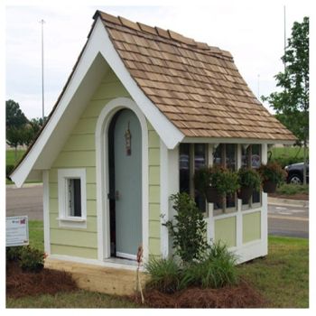 Flutter By Cottage Playhouse