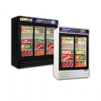 Fusion Plus Slide Door Merchandisers