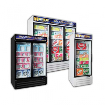 Fusion Plus Swing Door Merchandisers