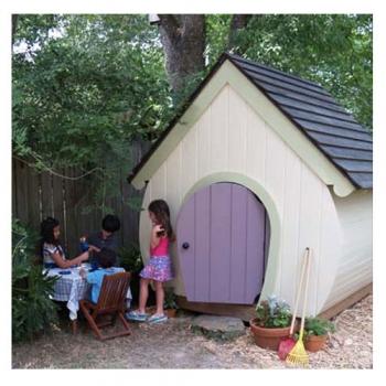 Garden Whimsy Playhouse