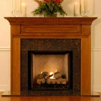 Hampton Mantel and Surround