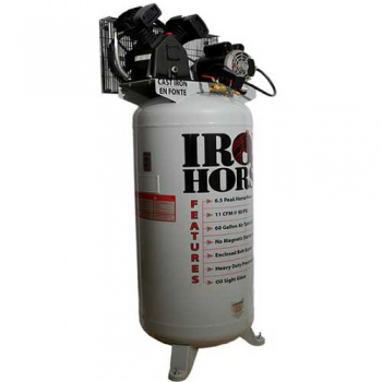 Iron Horse 6.5 Upright Air Compressor