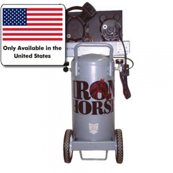 Iron Horse 5hp Vertical Air Compressor