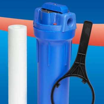 By-Pass Whole Home EcoPure Water Filtration System