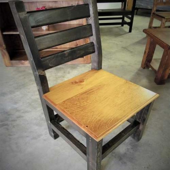 Ladder Back Chair, Custom