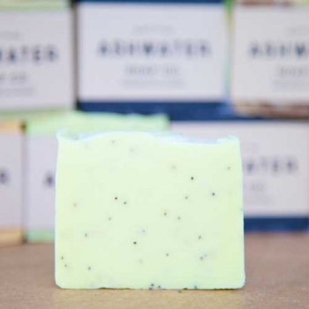 Lemon Poppy All-Natural Soap