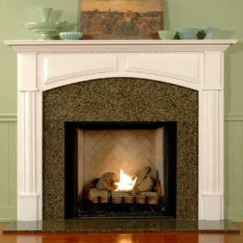 Lexington Mantel and Surround