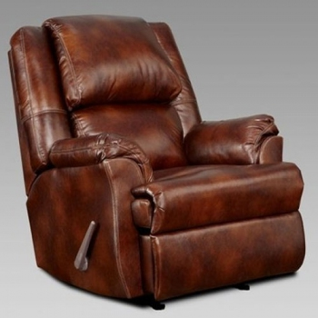 Recliner, Mesa Chestnut