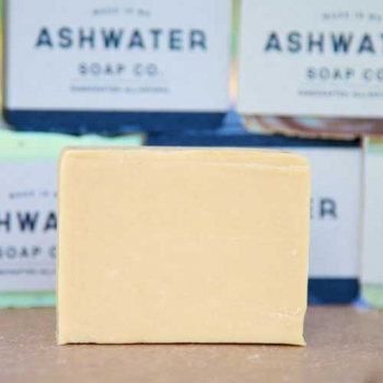 Orange Eucalyptus All-Natural Soap