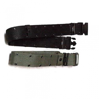 Pistol Belts, Black or Green