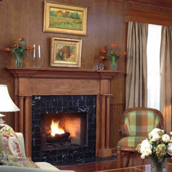 Princeton Fireplace Mantel and Surround