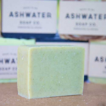 Rosemary Mint All-Natural Soap