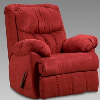 Recliner, Sensations Red Brick