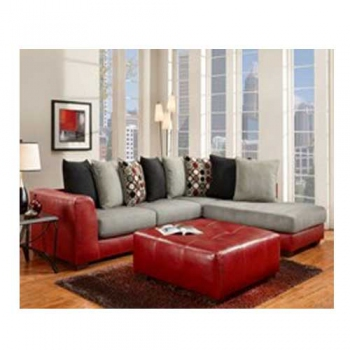Sierra Red Sectional