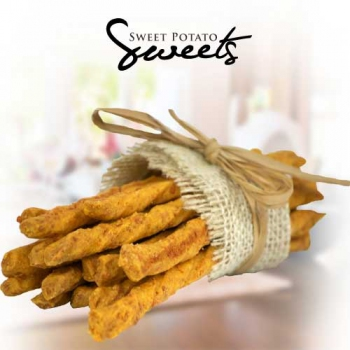 Cheese Straws, Sweet Potato