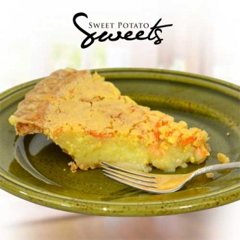 Chess Pie, Sweet Potato