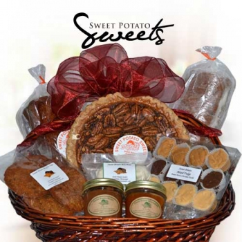 Sweet Potato Gift Basket, Large