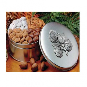 The Cotton Boll (Pewter) Tin