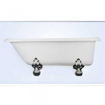 Monarch Victorian Acrylic Clawfoot Bathtub