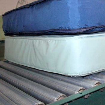 Twin Mattress, White, 36 X 80