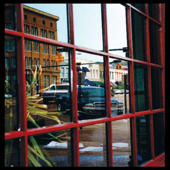 Window Downtown Collage