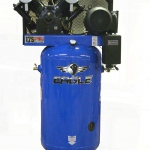 Eagle 7.5hp Upright Air Compressor with Mag Starter