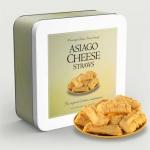 Asiago Cheese Straw