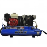 Eagle 5.5hp Twin Stack Hand Carry Air Compressor