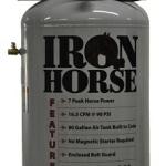 Iron Horse 7hp Upright Air Compressor