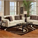 Sofa and Loveseat, Kalhua Linen