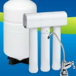 Drinking Water, EcoPure No-Mess Reverse Osmosis Filtration System