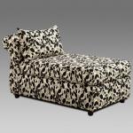 Chaise, Maxine Steel