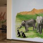 Noah's Ark Mural Excerpt
