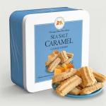 Sea Salt Caramel Cookie Straws