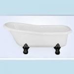 Ambassador Victorian Acrylic Clawfoot Bathtub