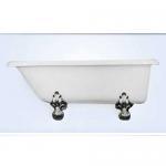 Monarch Victorian Acrylic Clawfoot Bathtub